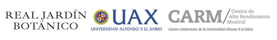 logos RJB UAX CARM
